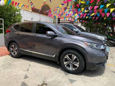 Honda Cr- V City Plus Automatica