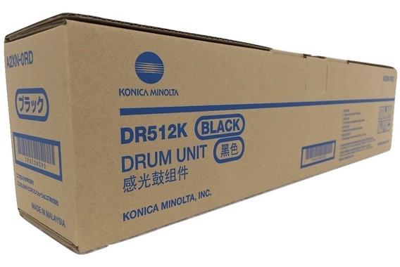 Dr512k Cartucho De Cilindro Konica C224 C284 Black
