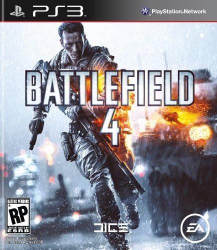 Jogo Battlefield 4 Ps3 Dub Português Mídia Físi Frete Grátis