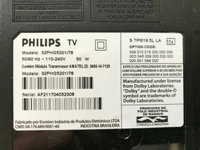 Placa Wi-fi Tv Philips Modelo 32phg5201