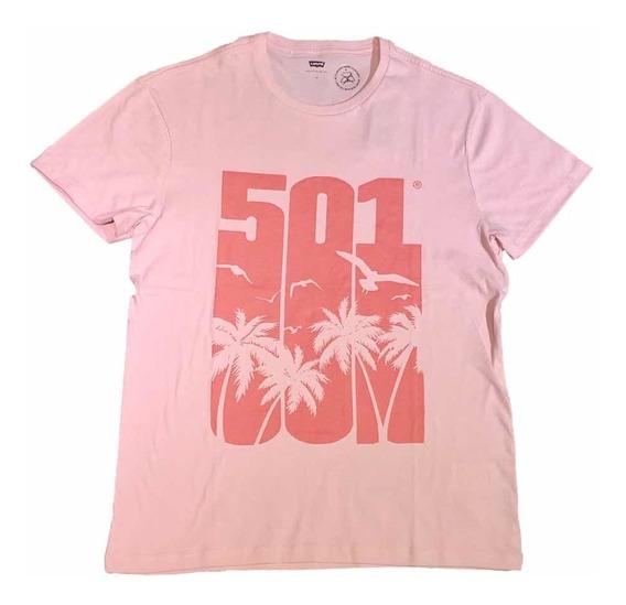 Remera Levis Summer 501