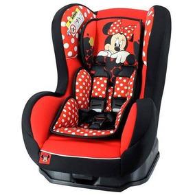 Cadeira De Seguranca P/ Carro Trio Sp Comfort Minnie 0 A 25k