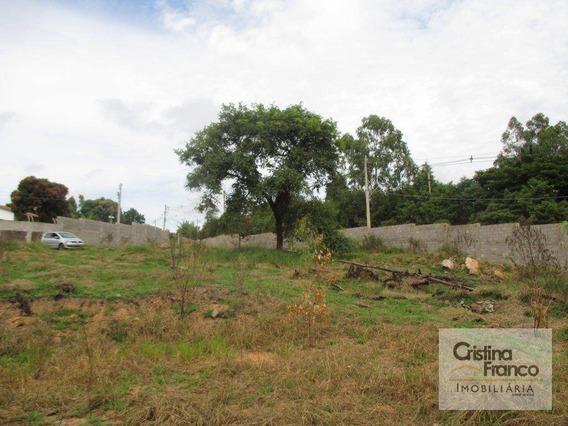 Terreno Residencial À Venda, Te0634. - Te0634