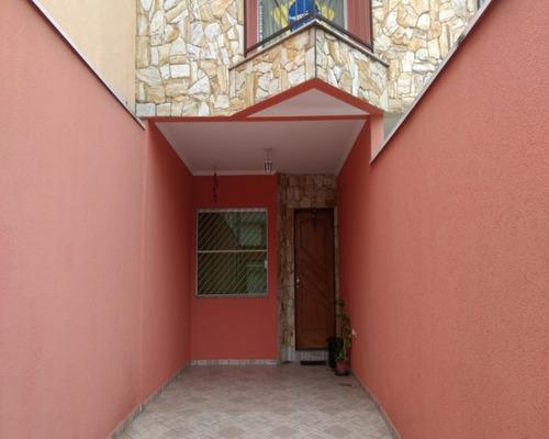 Sobrado A Venda Vila Guilhermina - Sb0003742 - 33375636