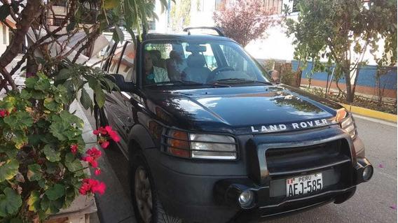 Camioneta Suv - Land Rover Freelander 2000