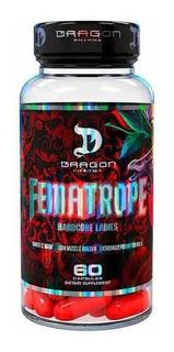 Fematrope 60cp Dragon Pharma Importado Pro Hormonal Feminino