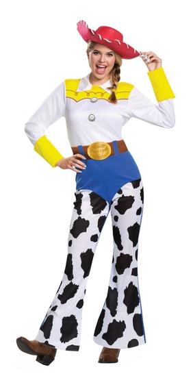 Disfraz Jessie Toy Story Disney Disguise Mujer Ch M G Xg