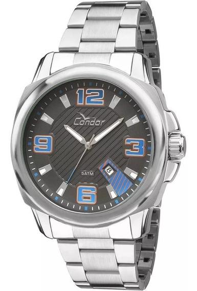Relógio Masculino Condor Analógico Fashion Co2315av/3c 50m