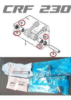 Reparo Do Braço Do Link Crf 230 Bucha Retentores Rolamentos