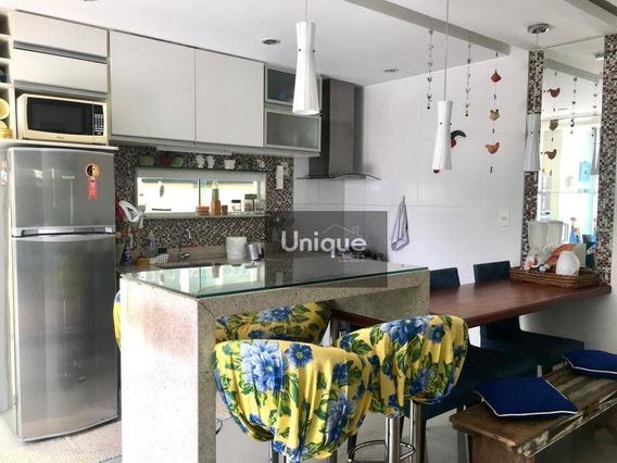 Apartamento Diferenciado Em Manguinhos - Ap0153