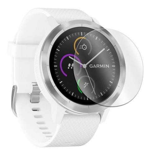 Vidrio Templado Protector Reloj Watch Garmin Vivoactive 3