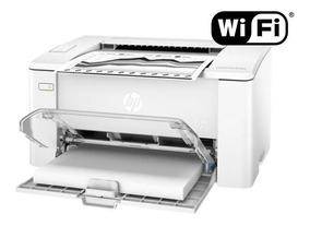 Impressora Hp Laserjet Pro M102w C/ Wifi 110v