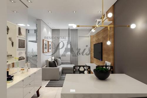 Imagem 1 de 5 de Sobrado Com 2 Dormitórios À Venda, 58 M² Por R$ 330.000,00 - Vila Príncipe De Gales - Santo André/sp - So1402