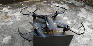 Drone Shark Negro