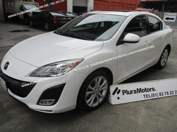 Mazda 3 Grand Touring 2011 Automático Q/c Piel $119,000