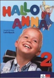 Hallo Anna 2 - Lehrbuch + Audio Cd