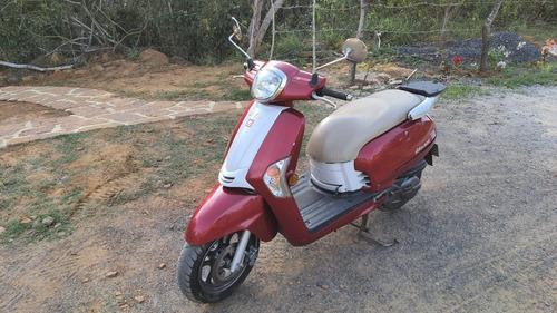 Scooter Kymco Like 125 25.000km Unico Dueño