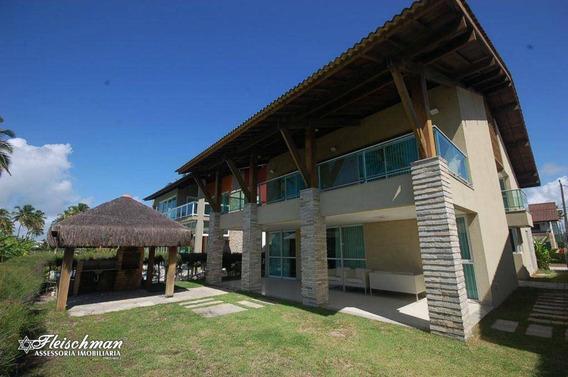 Casa Residencial À Venda, Praia De Muro Alto, Porto De Galinhas - Ca0040. - Ca0040
