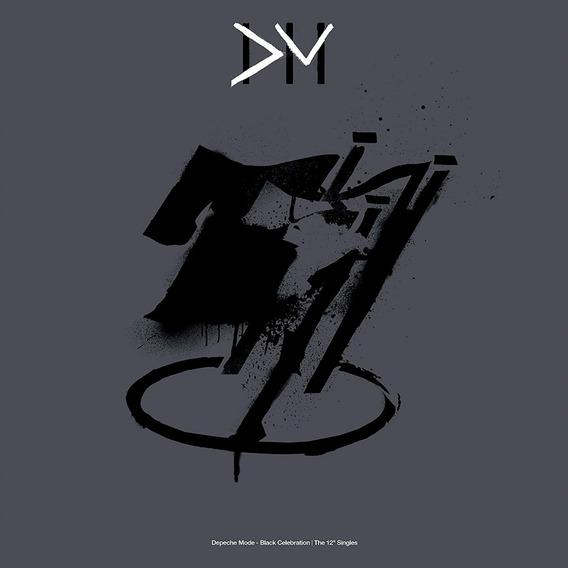Depeche Mode Black Celebration Vinilo Quintuple 12 Import