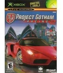Juego Xbox Project Gotham Racing 2