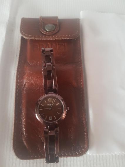 Reloj Dama Branzi Orologi Original Buen Estado .