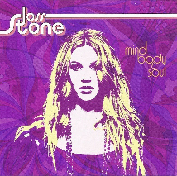 Joss Stone Cd: Mind Body & Soul ( Indonesia )