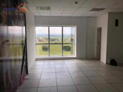 Sala Para Alugar, 62 M² Por R$ /mês - Jardim Aquarius - São José Dos Campos/sp - Sa0348