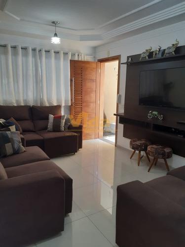 Casa Sobrado Em Jardim Das Flores  -  Osasco - 44819