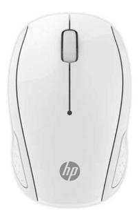 Mouse Inalambrico Hp 200 Blanco