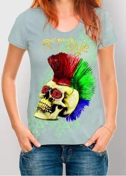Camiseta Feminina Mtf12