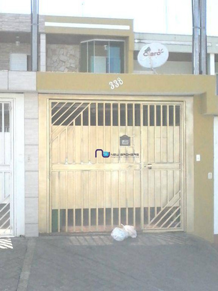 Sobrado Residencial À Venda, Jardim Catarina, São Paulo. - So0501