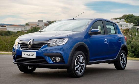Renault Nuevo Sandero 2020 Entrega Inmediata , No Es Plan