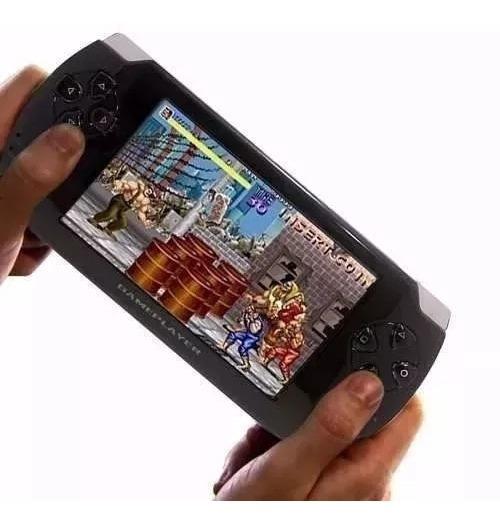 Mini Vídeo Game Portátil Retrô + 3.000 Jogos Super Nintendo+