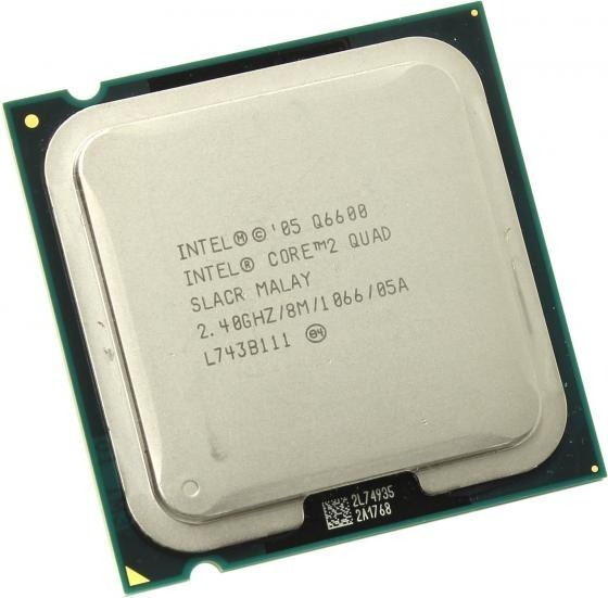 Core 2 Quad Q6600 2,4ghz 775 +past +2gb Ddr2 800mhz