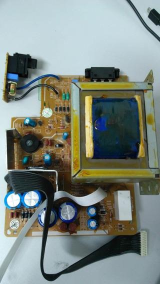 Placa Com Transformador Do Som Philips Mlm595/19