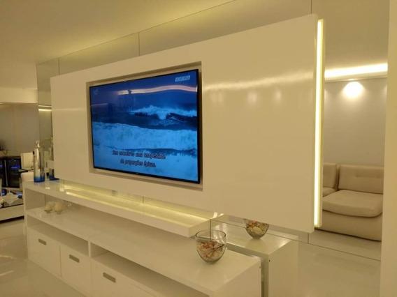 Praia Do Canto 4 Quartos Com 3 Suites, Finamente Decorado. Aceita Imóvel De Menor Valor. - 2000901