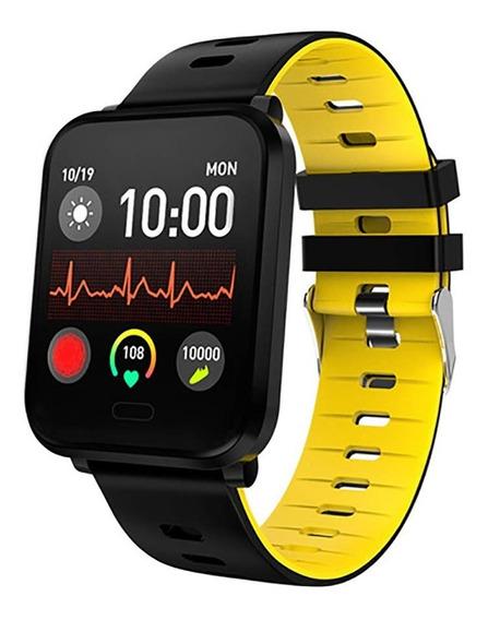 Smartwatch K10 Lector De Mensajes, Fitness Ip68 Envío Gratis