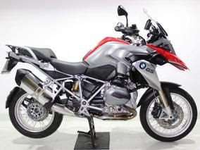 Bmw - R 1200 Gs Premium - 2016 Vermelha