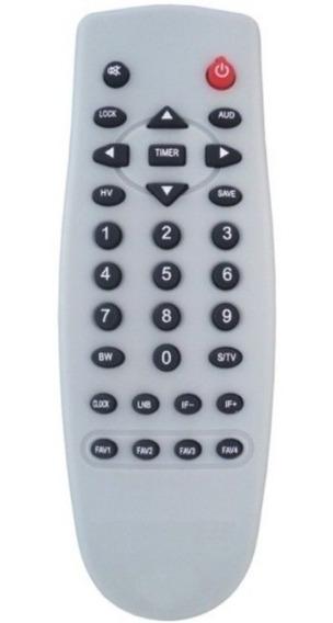 Controle Remoto Receptor Bedin Sat Bs3000 Cromus Cr1500 Plus