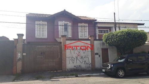 Imagem 1 de 18 de Sobrado Com 3 Dormitórios À Venda, 215 M² Por R$ 650.000,00 - Cangaíba - São Paulo/sp - So2251