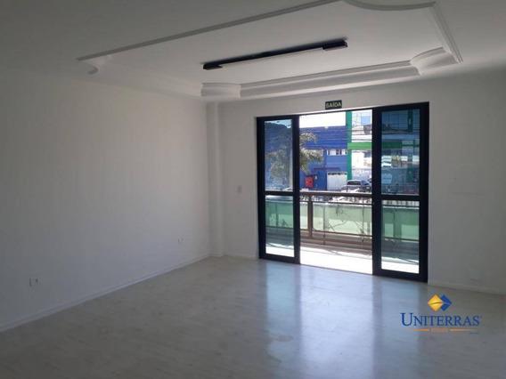 Sala Comercial Para Alugar Em Colombo - São Gabriel - Sa0006
