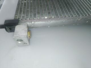 Condensador Aire Acondicionado Nissan Tiida 06-17 Original.