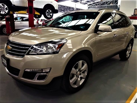 Chevrolet Traverse 3.6 Lt 2017