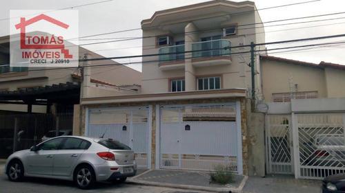 Imagem 1 de 19 de Sobrado Com 3 Dormitórios À Venda, 130 M² Por R$ 740.000 - Parque São Domingos - São Paulo/sp - So1748