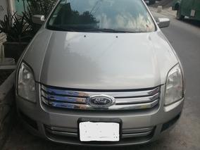 Ford Fusion Se L4 Std Mt 2007