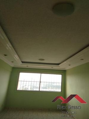 Locação Apartamento 2 Dormitórios - Sala Ampla - Próximo Ao Troleibus - Locação Facilitada - Ap00530 - 33973339