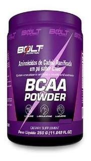 Bcaa 350g Laranja - Bolt Nutrition