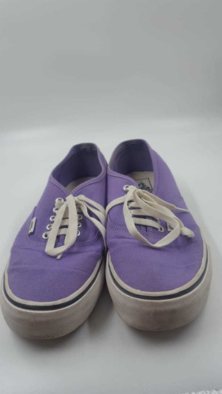 Tênis Unissex Vans Authentic Roxo