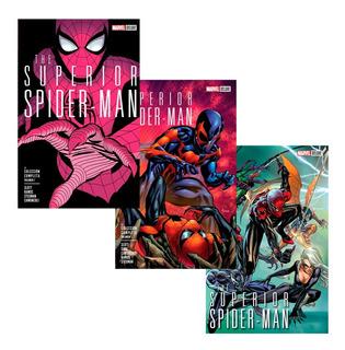 [español] Superior Spider-man Trilogia Deluxe Hardcover