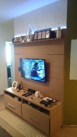 Apartamento Em Parque Taboão, São Paulo/sp De 58m² 2 Quartos À Venda Por R$ 280.000,00 - Ap394495